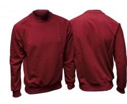 ART. 0393- Buzo básico cuello redondo en frisa